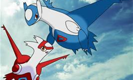 Out of the Eon Duo~ witch one of the 2 is your favorite? (Latias and Latios)