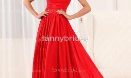 What dress would you wear to the Amity prom?