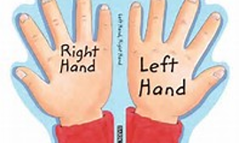 Are you left or right handed? (1)