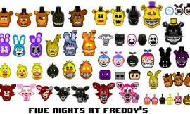 Who is your favorite fnaf character?
