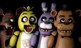 Do the FNAF characters scare you?