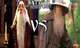 Which movie character do you like more: Gandalf or Dumbledore?