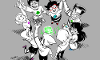 Homestuck - Favorite Human Family