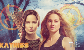 Let's get this straight - Katniss or Tris?