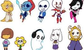What Undertale charater is your favorite?