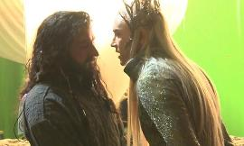 What do you think of Thorinduil (ThorinxThranduil)? From the Hobbit?