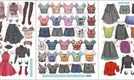 Which School outfit? (Comment number)