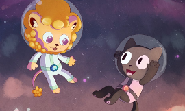 Cookie Cat or Lion Lickers? Find out if you are more like Lion or Steven!