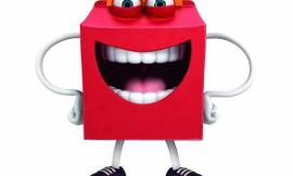 What do you think of McDonalds new mascot happy?