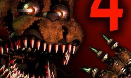 Who is your scariest in FnaF 4?
