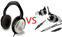 Earphones or headphones, which do you prefer?