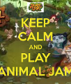 does anyone on qfeast play animal jam?