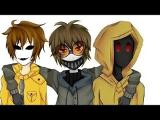 Are you Ticci Toby, Masky, and Hoodie's friend or enemy?
