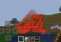 what is the PE seed for lava falls?