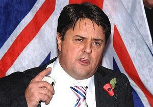 How would you describe Nick Griffin?