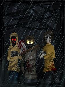 So,_______, do you want to meet Slender's proxies? They are some of my best friends, even if my other friends either can't see them or are afraid of them.
