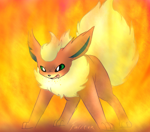 Flareon: what makes you the most angry