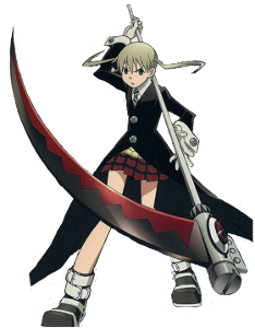 What is revealed about Maka at the end of the anime, but not in the manga? (YOU HAD ONE JOB ANIME. ONE. JOB.)