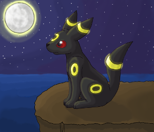 Umbreon: What do you like the most about the night